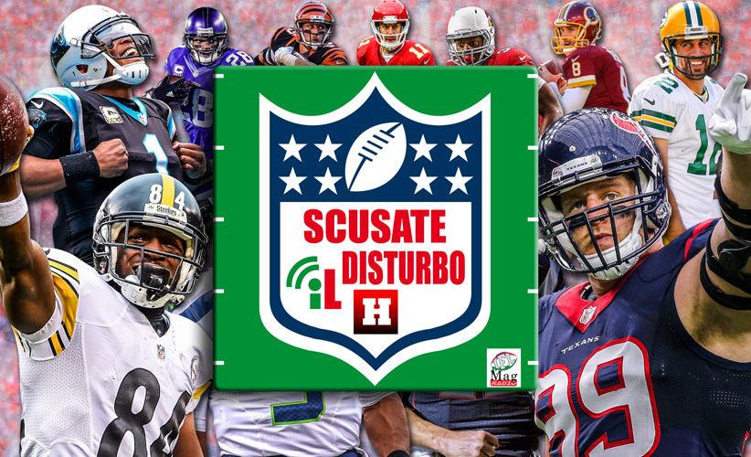 Scusate Il Disturbo - Off Season E09