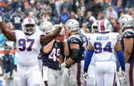 [NFL] Week 4: Brissett calpestato dai bufali (Buffalo Bills vs New England Patriots 16-0)