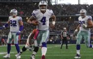 [NFL] Week 5: La Grande Muraglia Texana (Cincinnati Bengals vs Dallas Cowboys 14-28)