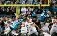 [NFL] Week 5: I Bucs inguaiano Carolina (Tampa Bay Buccaneers vs Carolina Panters 17-14)