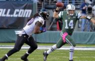 [NFL] Tutto in una partita (Baltimore Ravens vs New York Jets 16-24)