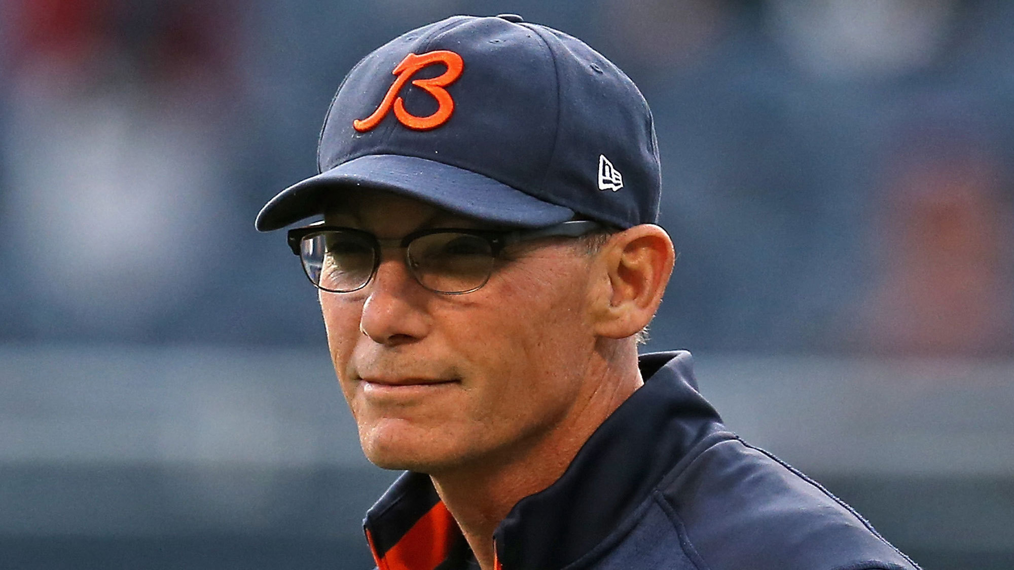 I Baltimore Ravens licenziano Marc Trestman