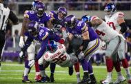 [NFL] Week 4: Un nuovo fortino, una nuova confusione (New York Giants vs Minnesota Vikings 24-10)