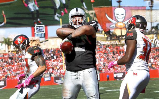 [NFL] Week 8: La battaglia dei pirati (Oakland Raiders vs Tampa Bay Buccaneers 30-24)