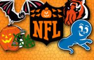 I logo NFL per Halloween