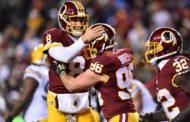 [NFL] Week 11: Cousins smantella i Packers (Green Bay Packers vs Washington Redskins 24-42)