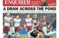 [NFL] Week 8: le prime pagine dei giornali