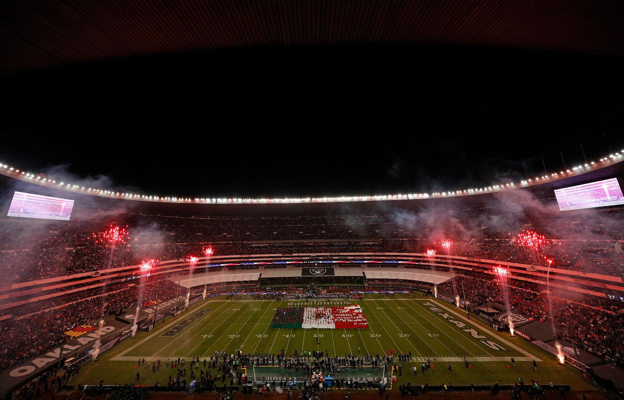 [NFL] Week 11: ¡Que viva Mexico! (Houston Texans vs Oakland Raiders 20-27)