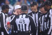 Le crew arbitrali NFL per il 2017