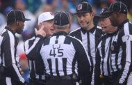 Gli arbitri della stagione 2019 della NFL