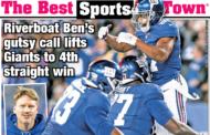 [NFL] Week 10: le prime pagine dei giornali