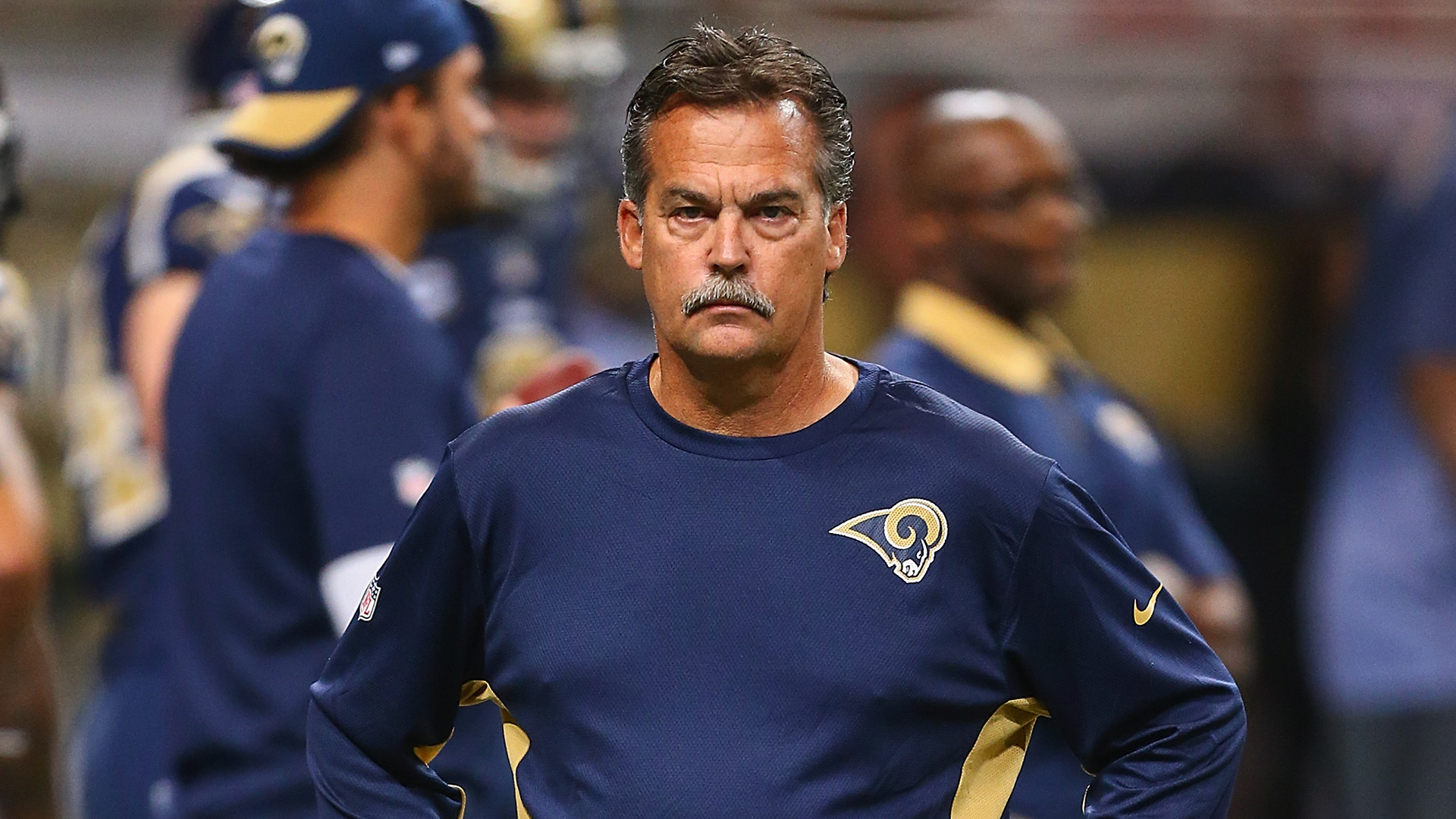 I Los Angeles Rams licenziano Jeff Fisher