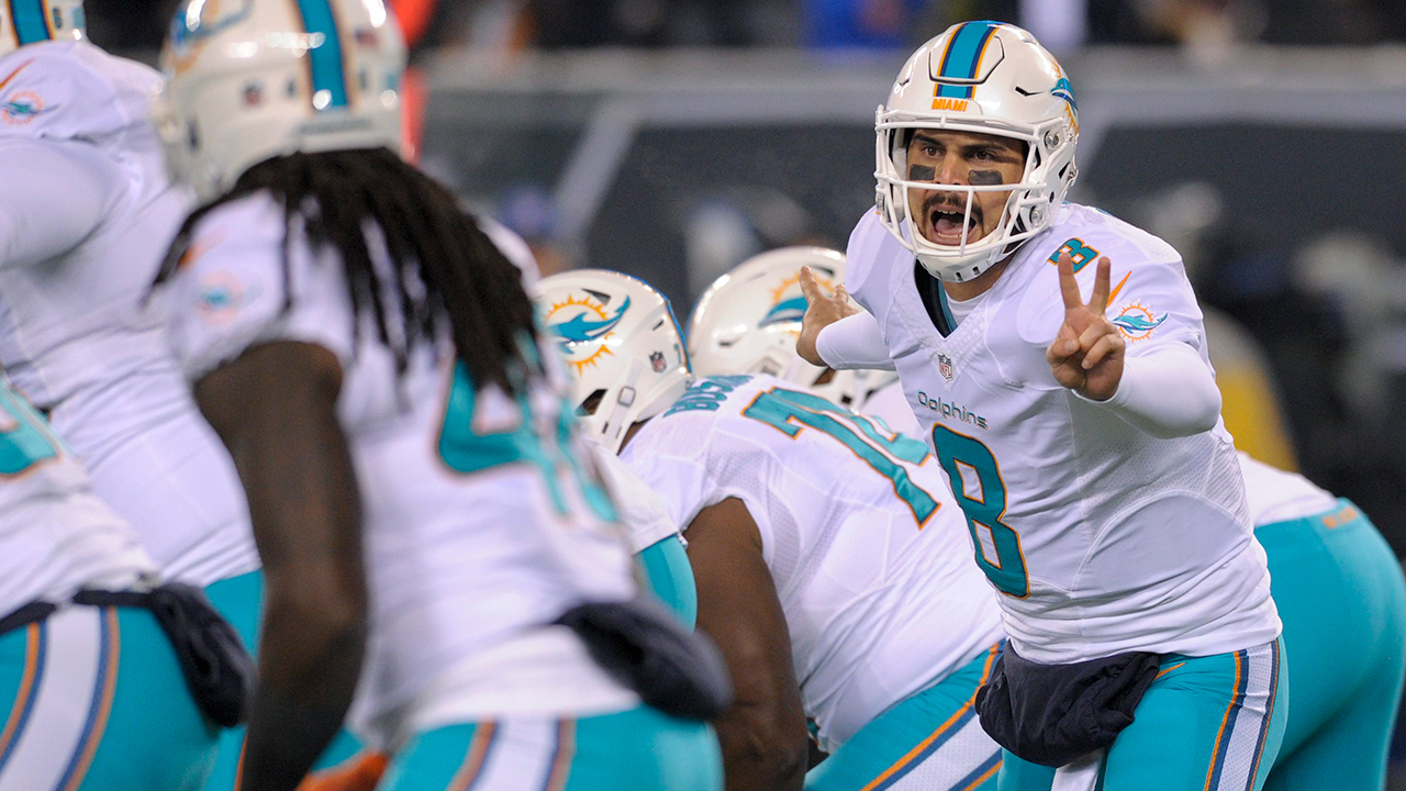 [NFL] Week 15: Se questo è un backup (Miami Dolphins vs New York Jets 34-13)