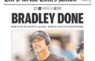 [NFL] Week 15: le prime pagine dei giornali