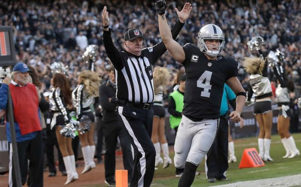 [NFL] Week 12: Il dolore, il terrore e la gioia (Carolina Panthers vs Oakland Raiders 32-35)