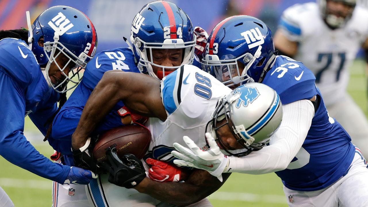 [NFL] Week 15: Defense wins championships (Detroit Lions vs New York Giants 6-17)