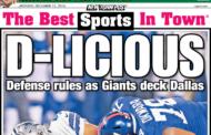 [NFL] Week 14: le prime pagine dei giornali