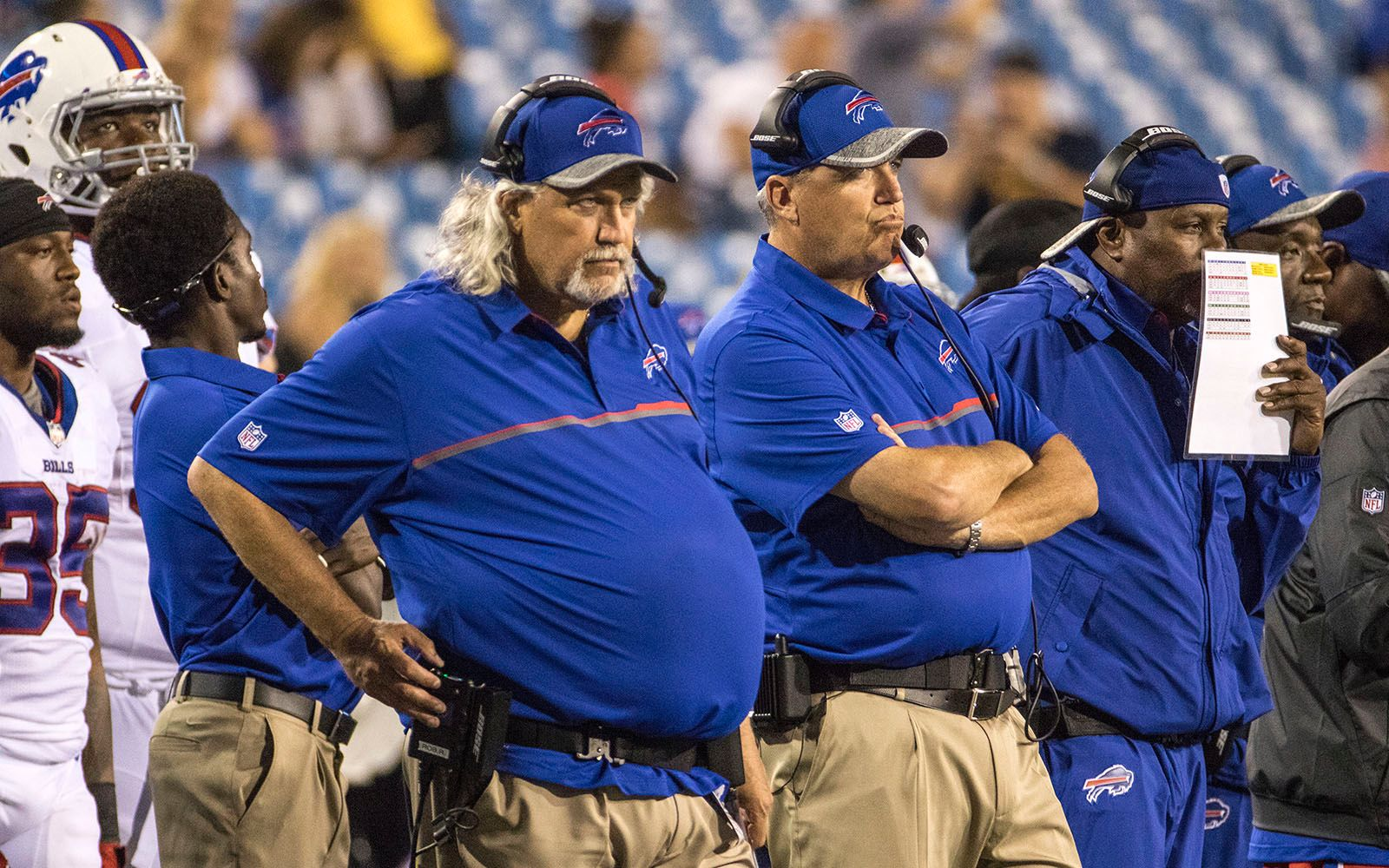 I Buffalo Bills licenziano Rex e Rob Ryan