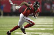 Julio Jones è il ricevitore più pagato della NFL