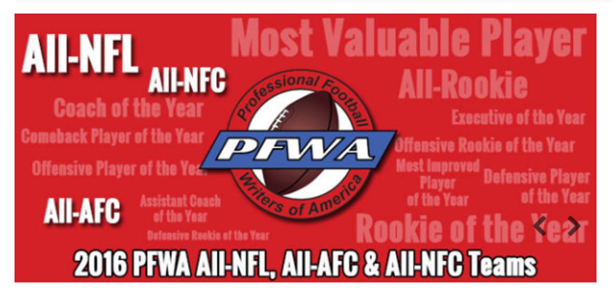 [NFL] I migliori giocatori del 2016 per i giornalisti NFL americani