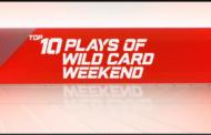 [NFL] Wild Card: Le 10 azioni più belle