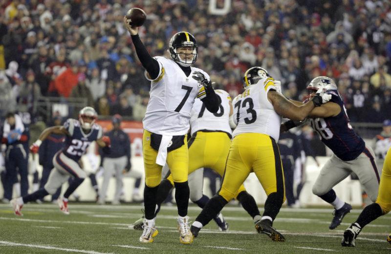 Ben Roethlisberger Steelers