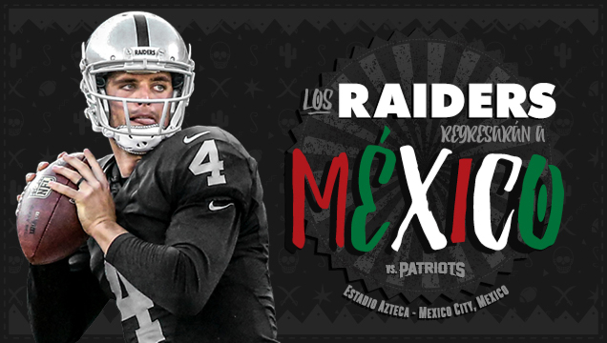 [NFL] GLi Oakland Raiders tornano in Messico