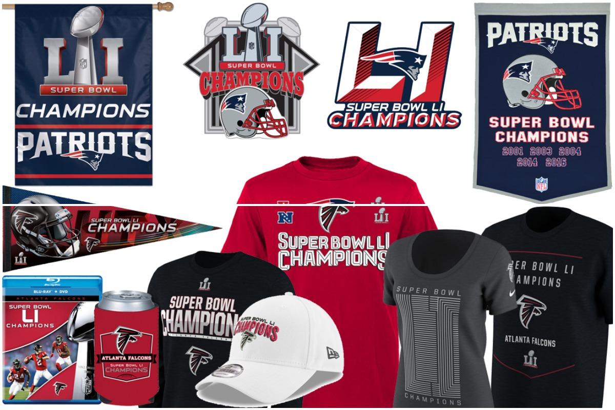 [NFL] Super Bowl LI: L'abbigliamento dei vincitori