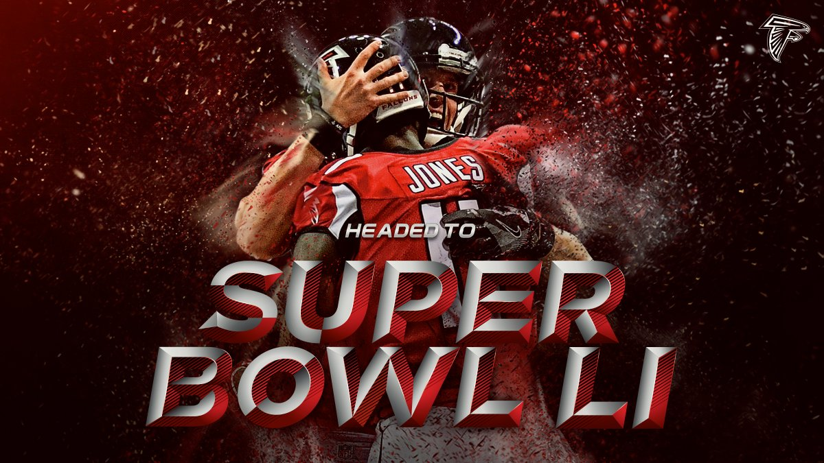 [NFL] Super Bowl LI: Atlanta Falcons Preview
