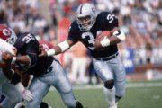 Le corse più lunghe nella NFL dal 1975 al 2016