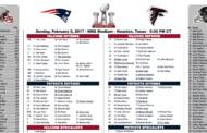 [NFL] Super Bowl LI: La Flip Card della finale