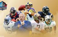 [NFL] I sette eletti nella Hall of Fame