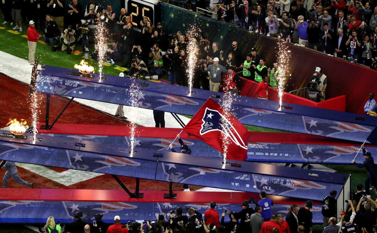 [NFL] Super Bowl LI: Dalla panchina dei New England Patriots