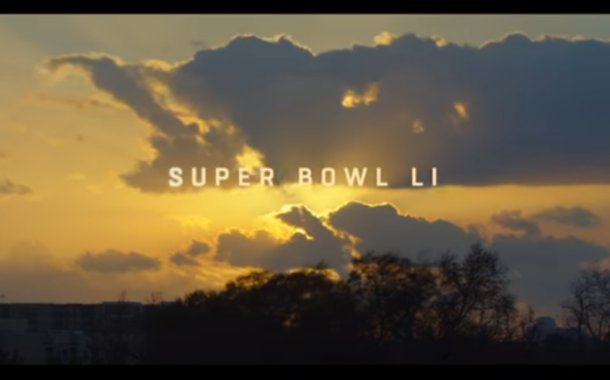 Il Super Bowl LI in Cinematic