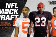 Mock Draft usando i giocatori di film e serie tv
