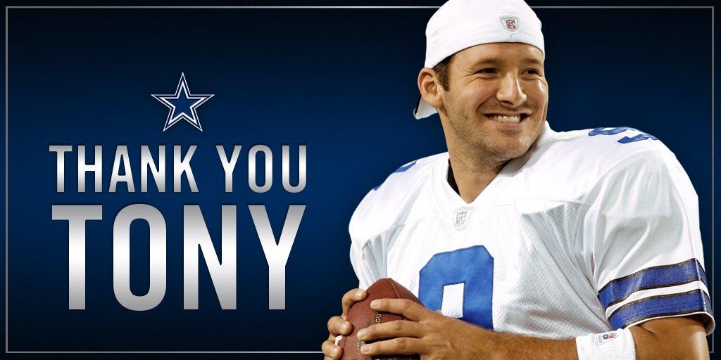 Tony Romo abbandona il football e diventa commentatore
