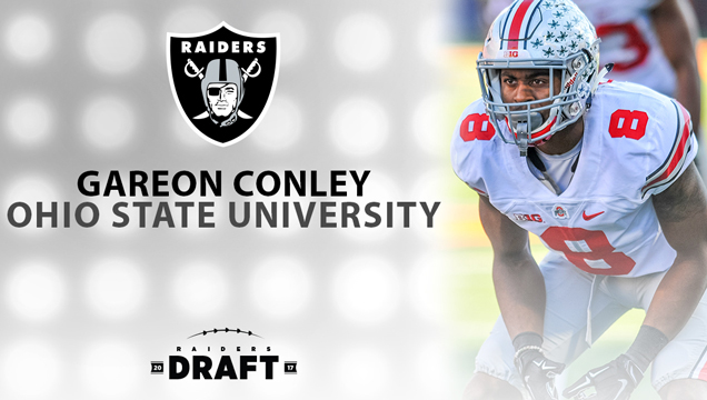 conley draft raiders
