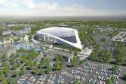Rinvio di un anno per il nuovo stadio di Los Angeles
