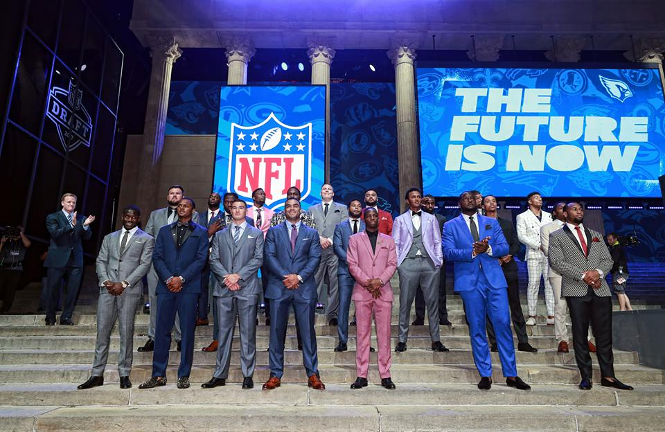La Rookie Premiere organizzata da NFLPA