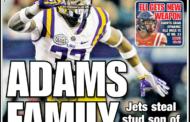 Le prime pagine dei giornali dedicate al Draft 2017