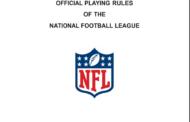 Regolamento di gioco NFL 2017