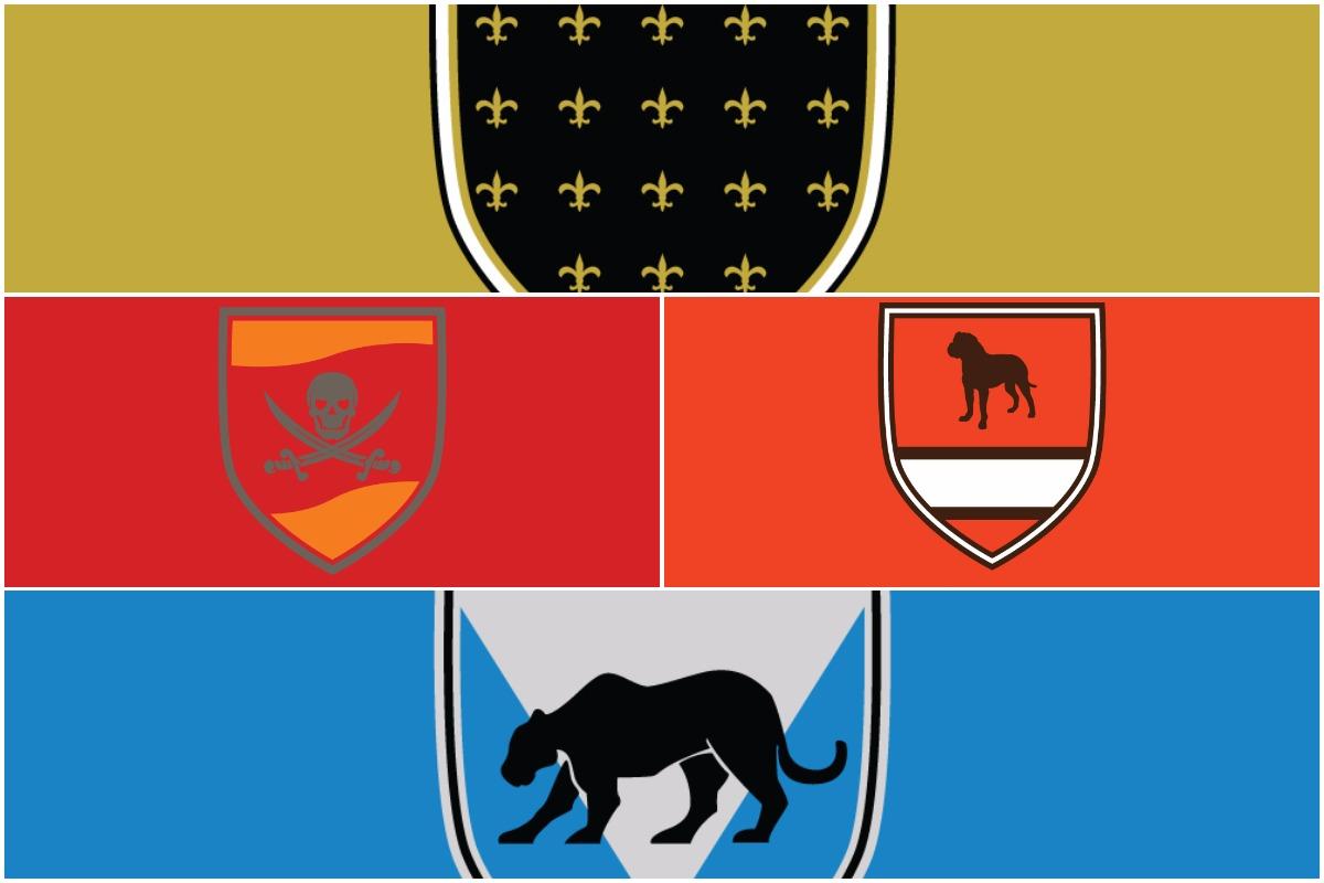 Game of Thrones e i logo NFL - Seconda parte