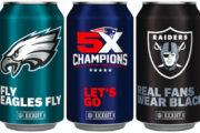 Ritornano le Bud dedicate alle squadre NFL