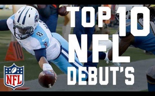 10 esordi nella NFL da ricordare