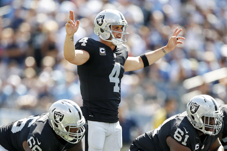 [NFL] Week 1: Raiders corsari (Oakland Raiders vs Tennessee Titans 26-16)