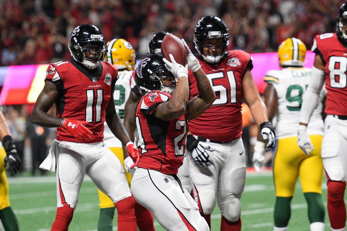 Uno sguardo al 2017: Atlanta Falcons
