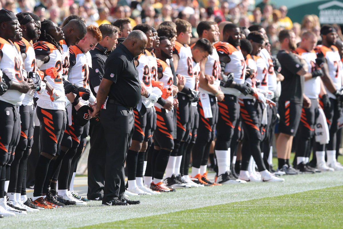 Uno sguardo al 2017: Cincinnati Bengals