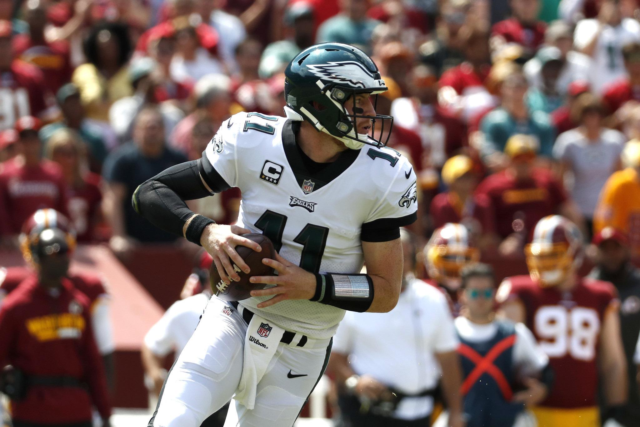 [NFL] Week 1: catch Wentz if you can (Philadelphia Eagles vs Washington Redskins 30-17)