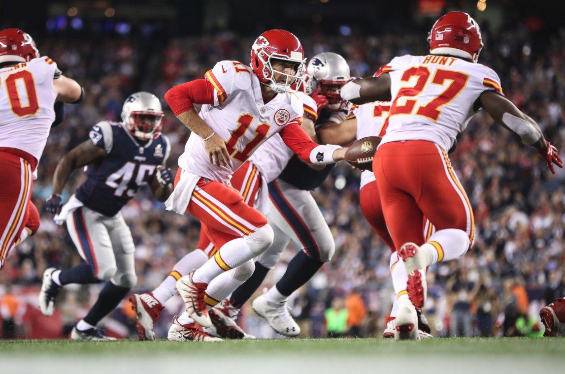 [NFL] Week 1: Kansas City Chiefs vs New England Patriots 42-27