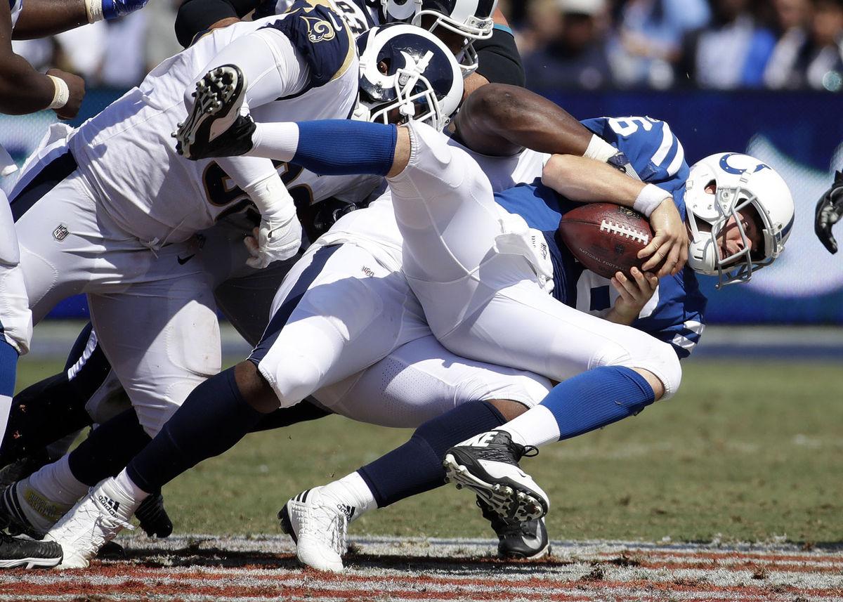 [NFL] Week 1: Inizio a tutta velocità (Indianapolis Colts vs Los Angeles Rams 9-46)